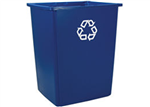 Glutton Recycling Container 212 L (42x48 bags)