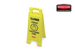 """CLOSED"" Double Sided universal Sign"